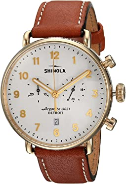 Shinola Detroit - The Canfield 43mm - 20044134