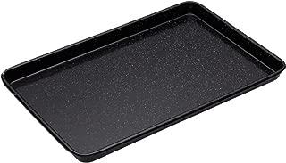 Masterclass Professional Vitreous Enamel Baking Tray 39x27x2cm, Sleeved