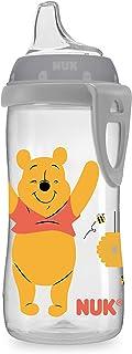 NUK Disney Active Sippy Cup, Winnie the Pooh, 10oz 1pk