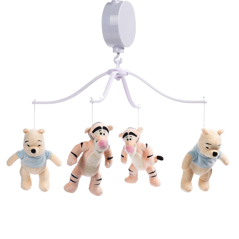 Lambs Ivy Disney Baby Winnie The Crib Musical Pooh Hugs M 激安価格と即納で通信販売 1着でも送料無料