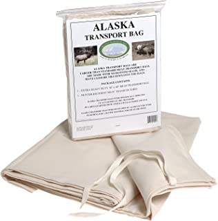 Alaska Game Alaska Moose/Elk/Bear Hide Transport Bag, 36X48-Inch