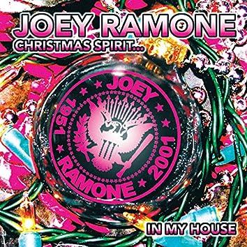 Christmas Spirit...In My House