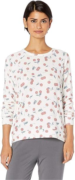 Mon Cheri Cherry Sweater
