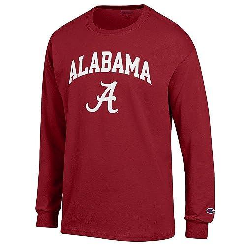 00b6c187 Elite Fan Shop NCAA Men's Team Color Long Sleeve Shirt