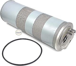 Elemento filtro de aceite 4448402 SINOCMP filtro hidráulico de retorno para Hitachi ZX200 EX200-6 Excavador piezas, 3 meses de garantía