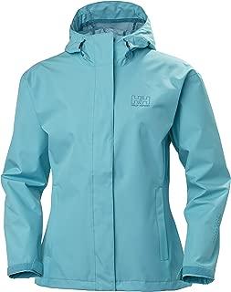 Helly Hansen Seven J Waterproof Windproof Breathable Rain Coat Jacket