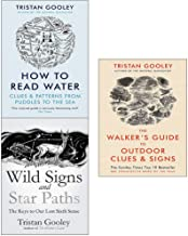 How to read water, walker's guide to outdoor clues and signs and wild signs and star paths[hardcover] 3 books collection set