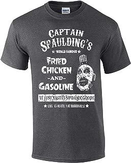 Swaffy Tees 560 Captain Spaulding Funny Men's T Shirt