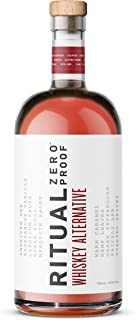 RITUAL ZERO PROOF Whiskey Alternative | A Non-Alcoholic Spirit | 25.4 Fl Oz / 750mL