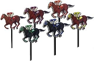 Caufield's Horse and Jockey Yard Signs