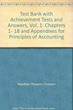 Best principles of accounting needles answers Reviews
