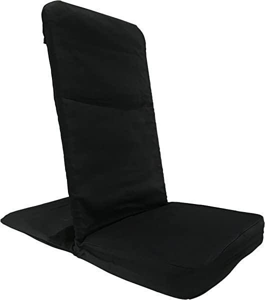 Back Jack Floor Chair Extra Large Navy Blue