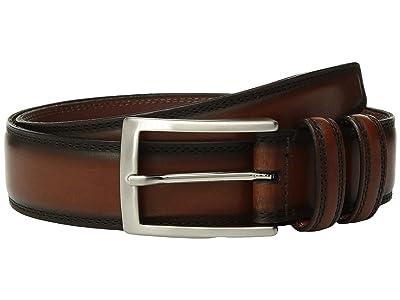 Torino Leather Co. 35 mm Hand Stained Kipskin (Walnut) Men
