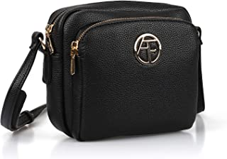 Best small leather satchel purse Reviews