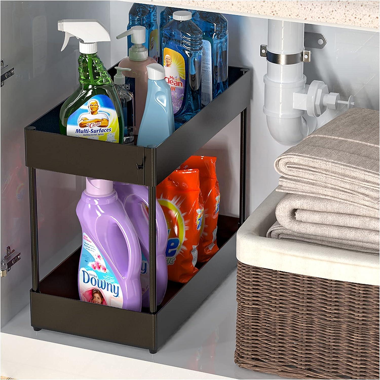 Under Sink Organizer Super popular specialty store Bathroom Cabinet 2 Ranking TOP10 Tier Storage Unde