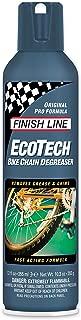 Finish Line EcoTech Bike Chain Degreaser Aerosol Spray, 12-Ounce