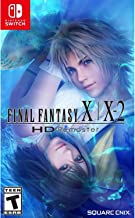 Jogo Final Fantasy X / X2 HD Remaster - Switch