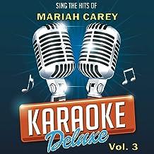 Love Takes Time (Originally Performed By Mariah Carey) [Karaoke Version]
