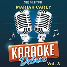Sing The Hits Of Mariah Carey, Vol. 3