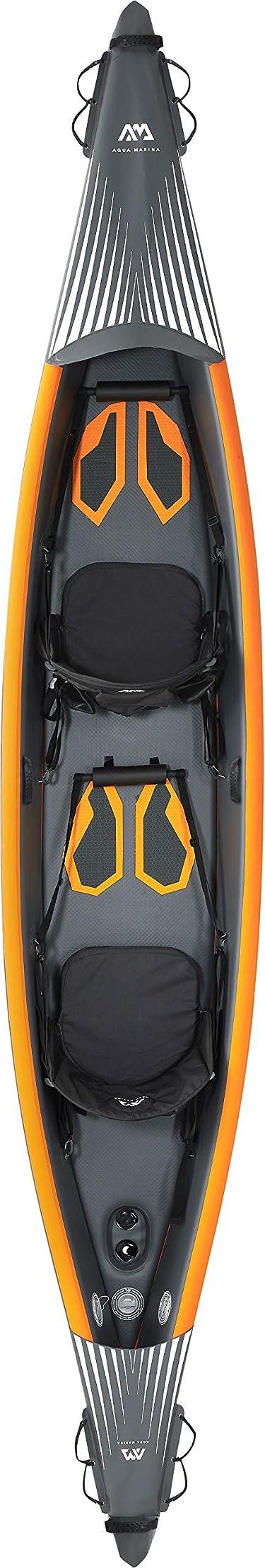 Kayak aquamarina 2 posti tomahawk air-440 AIR-K440