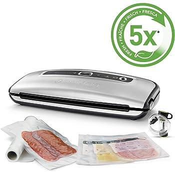 Food Saver V2860 - Envasadora al vacío, 2 tipos de envasado, 3 ...