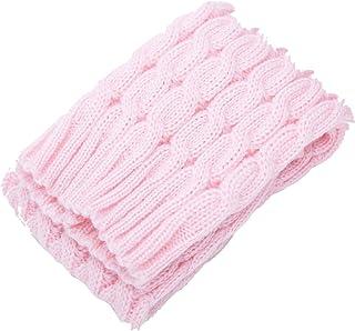 FAMILIZO Calcetines, Mujeres Invierno Caliente Piernas Calentadores De Punto Crochet Calcetines Largos Calcetines De Alta Rodilla Tobilleros Antideslizantes