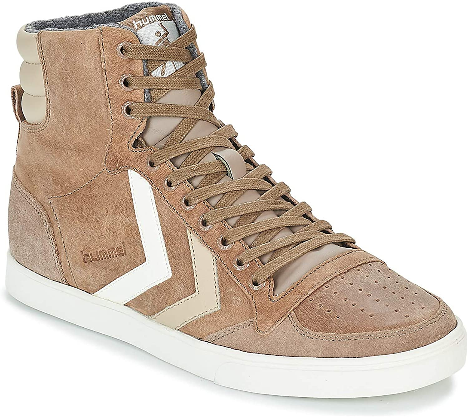 Hummel shoes montantes Slimmer stadil duo oiled
