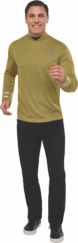 Rubies Deluxe Star Trek Captain Kirk Costume XL B01COL9HAQ Sonderpreis  | Garantiere Qualität und Quantität