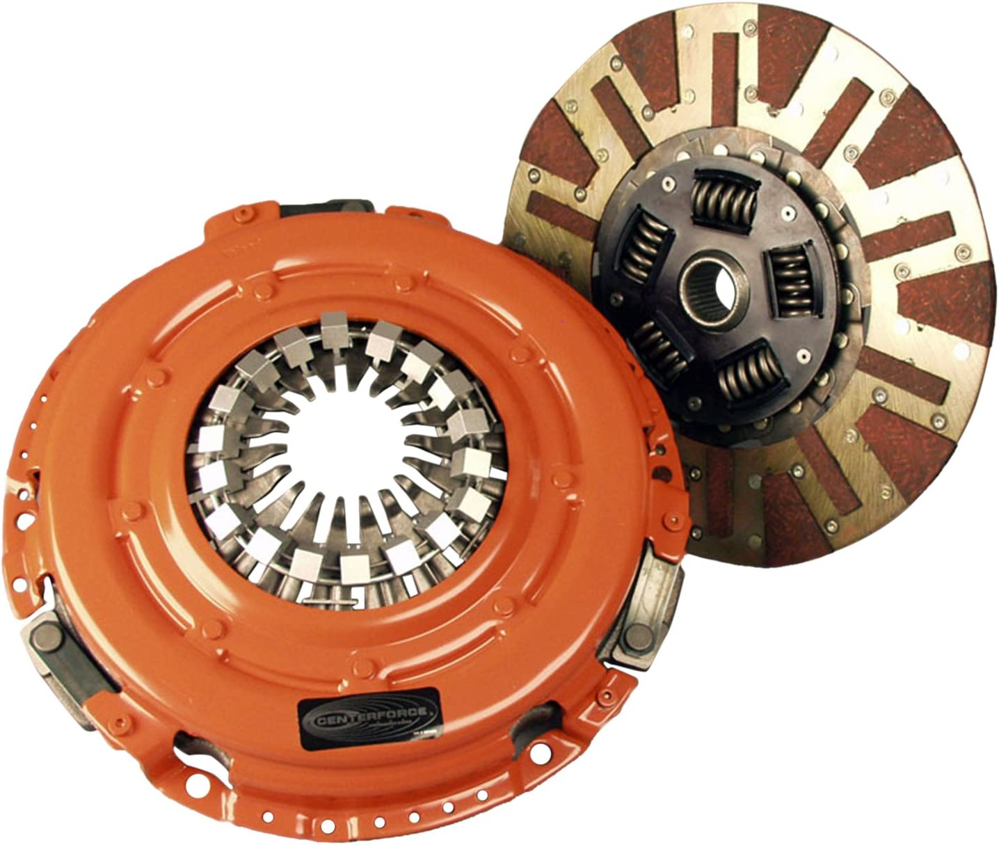 Max 61% OFF Centerforce DF395010 Dual Friction excellence Clutch and Pressure Dis Plate