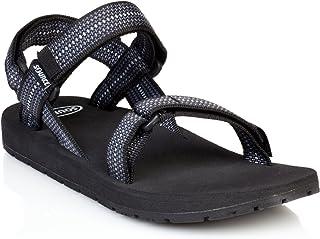 Sandalias para Hombre Color Negro//Blanco Source Gobi Mens Talla 41