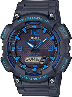 83e31d2b3558 CASIO AQ-S810W-8A2VEF - Reloj analógico digital de cuarzo para hombre con  correa