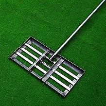 Yongqin Golf Gazon Leveling Rake Golf Tuin Gras, Leveling Rake Gazon Schop, Gazon Leveler Voor Tuin/Yard/Boerderij Met 43 ...