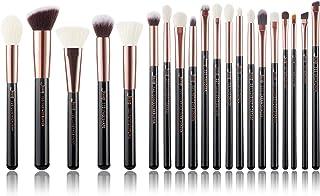 Jessup Makeup Brushes Set Professional Make up Brush Tools Kit Foundation Powder Blending Eye Shadow Natural-synthetic Hai...