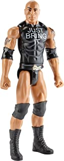 WWE The Rock 12-Inch Figure, 'Just Bring It' Shirt