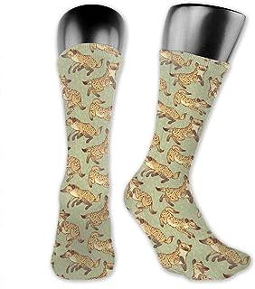 Inner-shop, Calcetines deportivos con estampado de hiena para niños y niñas, calcetines altos hasta el tobillo, medias de compresión por debajo de la rodilla, calcetines divertidos informales a media pierna
