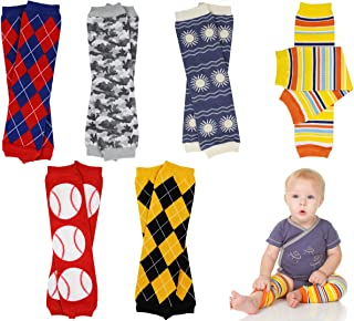 Cross Bone New Infant Baby Boys One Size Baby Route 66 Leg Warmers