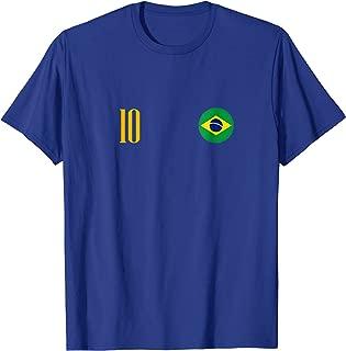 Brasil, Copa Do Mundo, Russia 2018 tshirt - Camiseta Futebol
