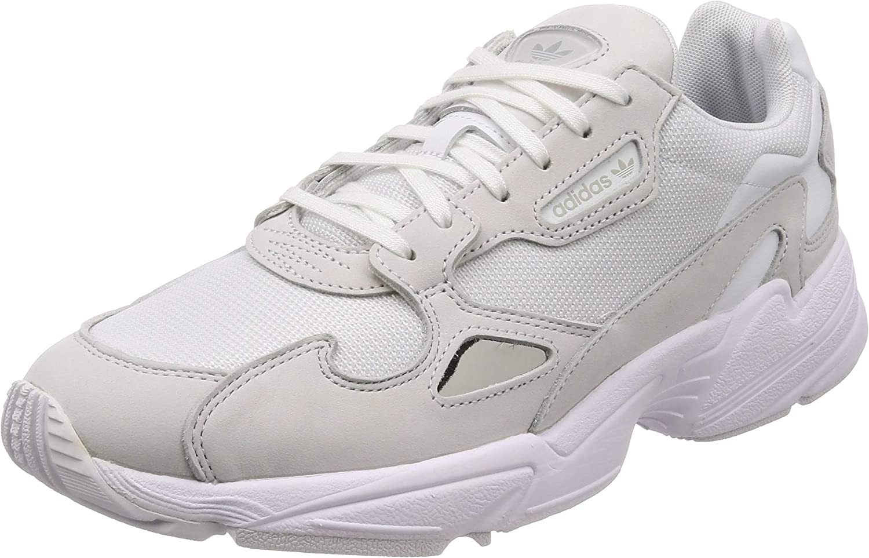 Adidas Damen Falcon W W Fitnessschuhe, Weiß  Nr.1 online