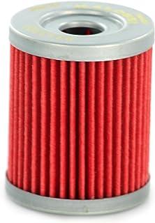 MALOSSI Ölfilter Red Chilli für Suzuki/Yamaha Burgmann AN/Majesty 250 400ccm,