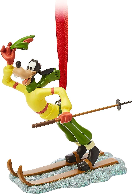 Disney Goofy Sketchbook Ornament - 商店 The Skiing Art of サービス