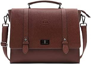 Laptop Bag,15.6 Inch Women Laptop Briefcases Business Laptop Shoulder Bags Structured..