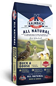 18% All Natural Duck and Goose Feed