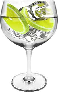 Ginsanity Tritan Crystal Oversized [Extra Large] Spanish Gin & Tonic Copa Balloon Glass - [696ml]
