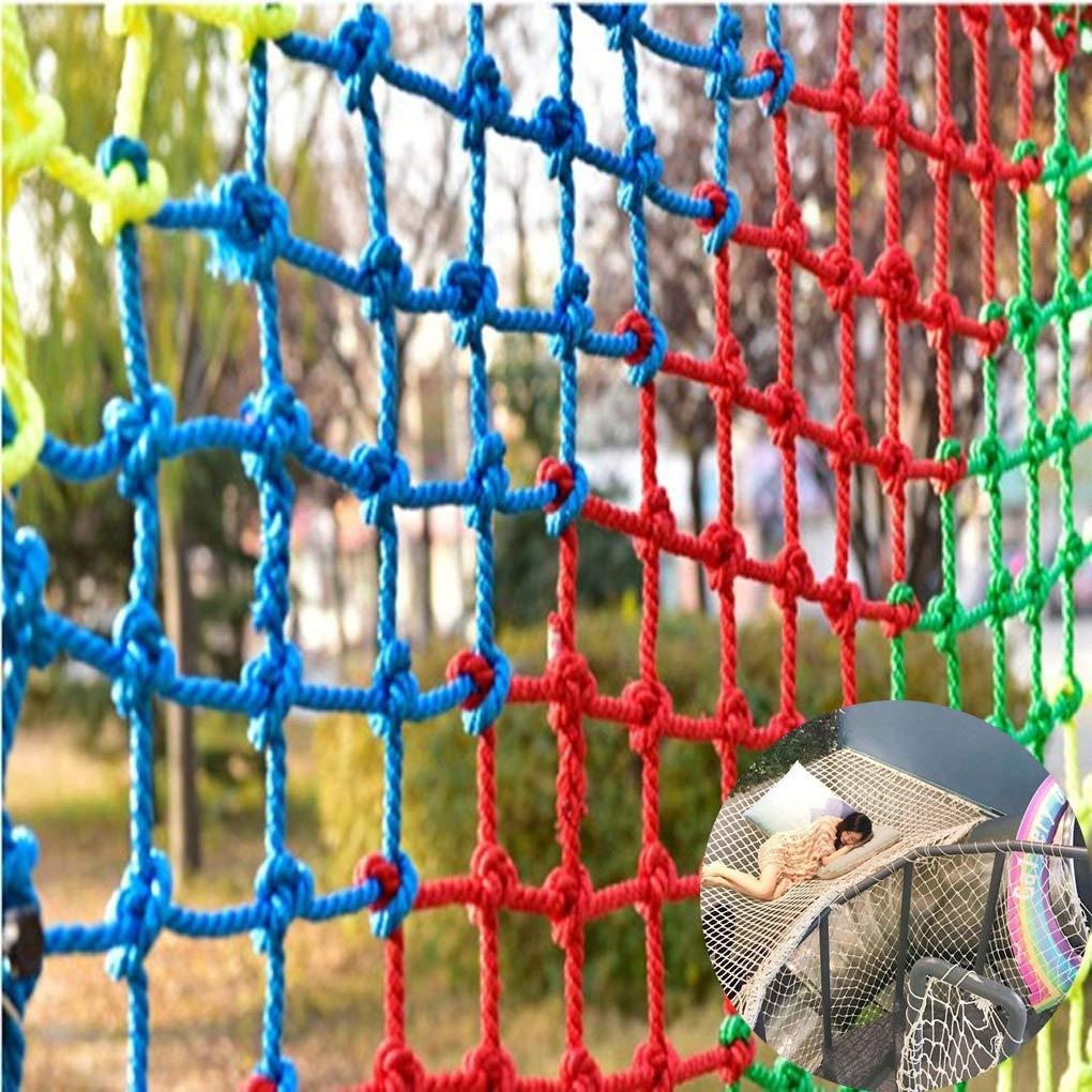 Red de Seguridad Red de Protección de Balcón Red De Valla Para Parques Infantiles,Red De Decoración Para Fiestas,Red De Seguridad Para Niños,Red De Prevención Red De Escalada Red De Cuerda De Nylon