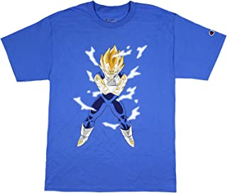 Dragon Ball Z Shirt Super Saiyan Goku Men's Champion T-Shirt