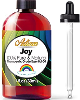 Artizen Joy Blend Essential Oil (100% PURE & NATURAL - UNDILUTED) Therapeutic Grade - Huge 1oz Bottle - Perfect for Aromatherapy, Relaxation, Skin Therapy & More!