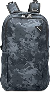 Pacsafe Vibe 25 Anti-Theft 25l Backpack, Grey Camo, One Size