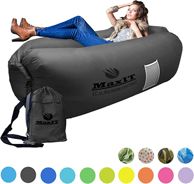 MAXIT Inflatable Hammock Sofa - Best Technology