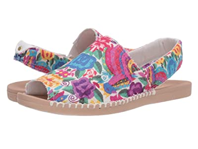 Reef Escape Sling Prints (Multi Floral) Women