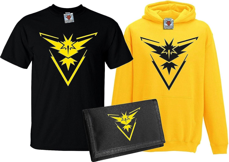 Bullshirt Sales Kid's Team Instinct Wallet Popular Hoodie T-Shirt Set